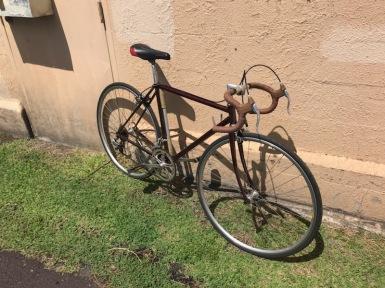 Missing bike 1